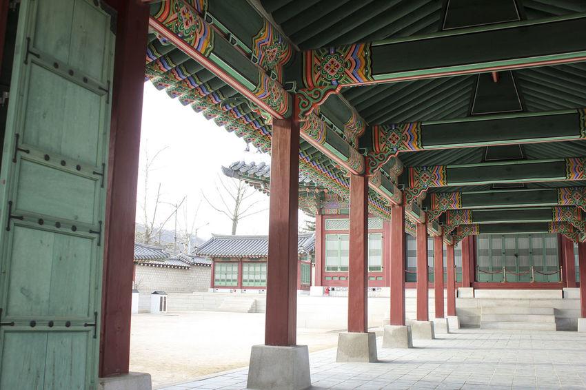 Gyeongbokgung Korea Korea Traditional Architecture Seoul Gyeongbokgung Palace, Seoul Korea History Architecture Old South Kroea