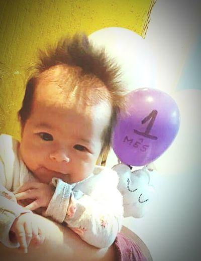 Baby 1mês