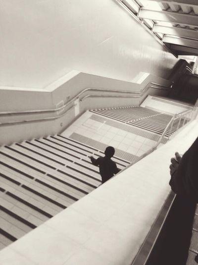 九州国立博物館 Stairs