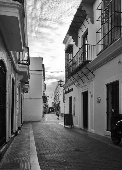 I love Ayamonte (5). End of the series NEM Black&white NEM Architecture Joselines AMPt_community