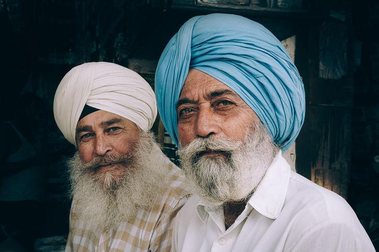 Beard Males