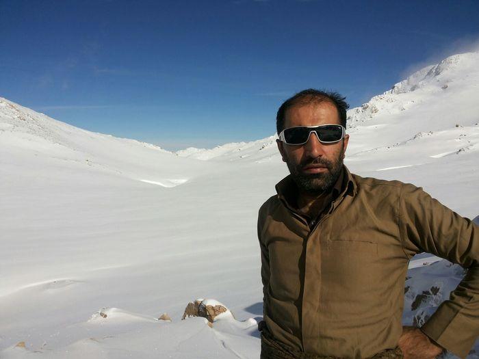 Mount Mountain Paveh Kermanshah پاوه Rain