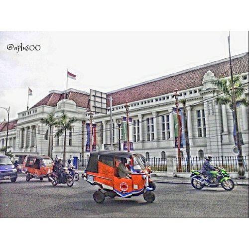 Museum Bank Indonesia - WFC06_hdr bersama @@smartfrenworld dan @fotodroids @karin_nadira @kuntoharjo @mahardiki
