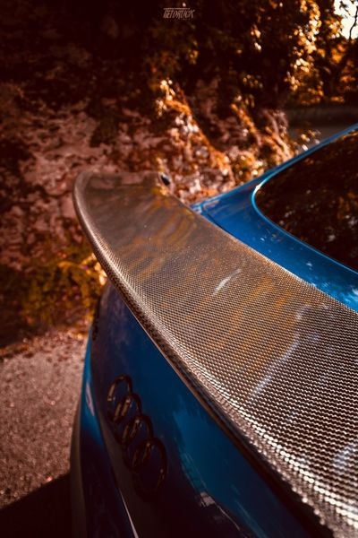 Sunset Carbon Blue Sepangblue Carbonfiber Carbon Ttrs Audi Canon Photography Detail Canonphotography Water Nature Day No People Transportation High Angle View Close-up Outdoors Reflection Mode Of Transportation Metal Car Absence Focus On Foreground Beauty In Nature Sunlight Land Lake Nautical Vessel
