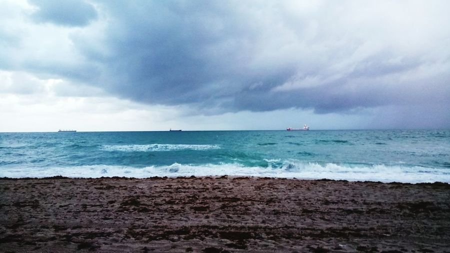 Sailing away under thunder and rumble Sea Beach Horizon Over Water Thunderstorm Storm Cloud Nautical Vessel Storm Outdoors Distant Dramatic Sky Scenics Vacations Beauty In Nature Nature No People Water Extreme Weather Day Sailboat EyeEmNewHere