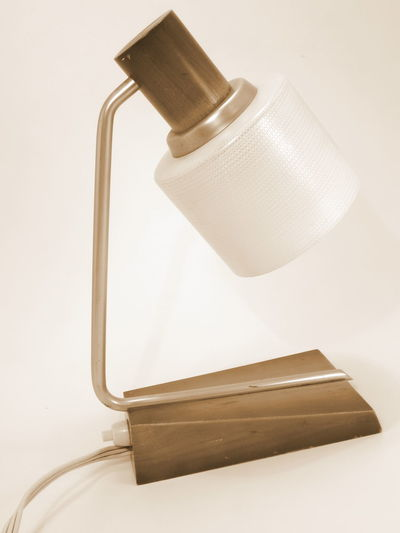 Close-up Lamp Nachttischlampe Nightlights No People Retro Retro Styled Shabby Chic