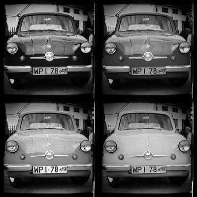 XII Rajd BGC Pojazdów Zabytkowych Żyrardów Poland car carporn bnwbutnot best_streetview mono_styles micrus