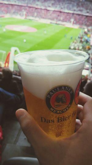 Oktobermatch FC Bayern