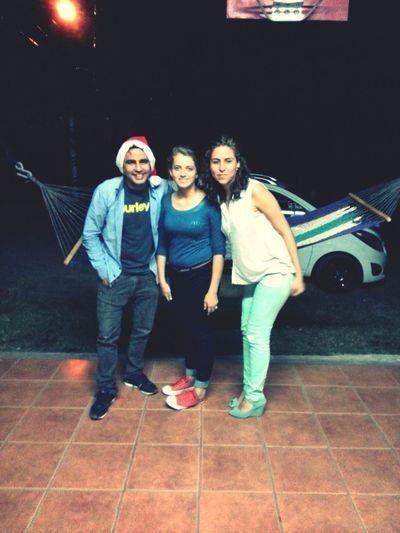 Madrina y Diegochu :-)