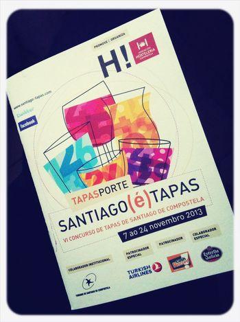 Hoy comienza el Santiagoétapas has elegido ya tu etapa? :)