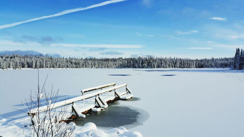 St-paulin Gaspesie Snow November 2K15