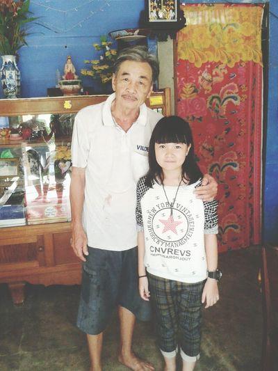 → My Grandpa ♡ love yewww