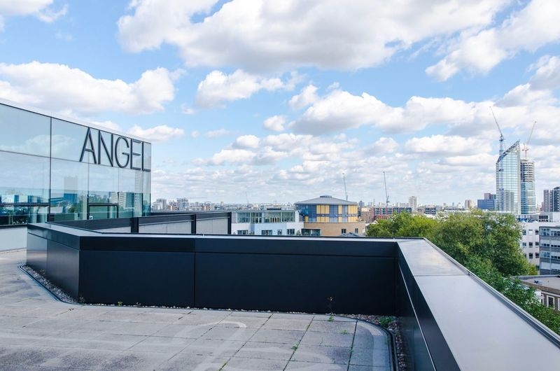 The Angel Building in Islington, London Angel Uk England Angel Islington Urban Offices Glass Building Glass - Material Corporate Building Corporate Business Modern Office Buildings Modern Architecture Terrace London Islington Angel Sign Office Building Cloud - Sky Sky Architecture Built Structure Building Exterior City Day Cityscape Glass - Material Building The Architect - 2018 EyeEm Awards