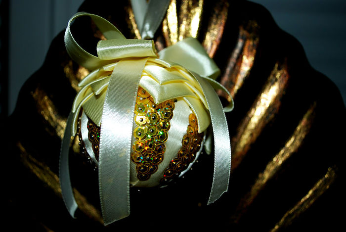 Bombki Boubles Boże Narodzenie Christmas Christmas Decoration Christmas Decorations Christmas Ornament Christmas Ornaments Close-up Glass Ball Gold Colored Golden Color Luxury Shiny