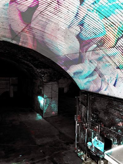 Urban party Multi Colored Indoors  No People Illuminated Architecture Neon Day Urban Party Lights Underground Urban Lifestyle Party Hard Grime Getty X EyeEm Neon Lights Urban Exploration Exploring New Ground EyeEm Masterclass Darkness And Light EyeEm City Exploration EyeEm Gallery Light EyeEmBestPics