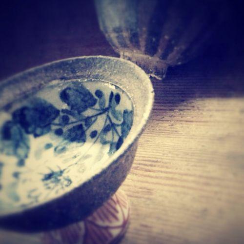 Drinking Sakecup 乾杯
