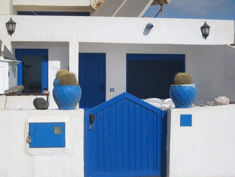 The Architect - 2015 EyeEm Awards Architecture Blue&white Islascanarias Fuerteventura House