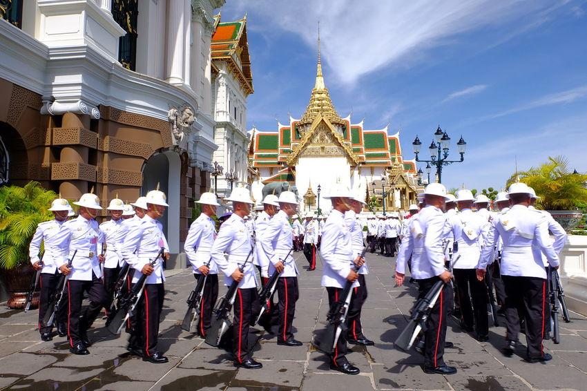 Royal Guard in Grand Palace Bangkok Coach Code Of Conduct Discipline Editorial  Editorial Photography Editorialphotography Grand Palace Grand Palace Bangkok Thailand Guard Palace Royal Royal Guard Royal Guard Soldier Thailand