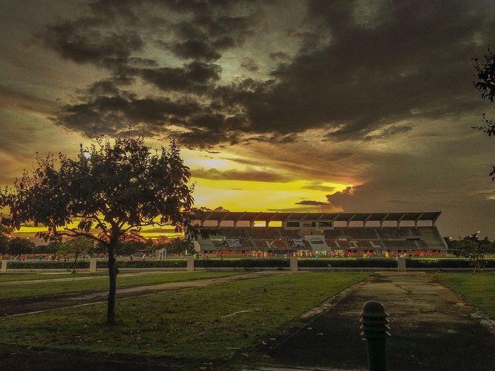 สนามกีฬา KMITL First Eyeem Photo