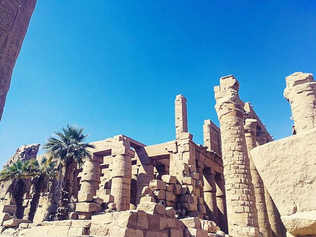 Luxor_temple Luxor,Egypt Egypt Travelegypt Egyptphotography History Architecture Ancient Old Ruin Ancient Civilization Stone Material The Past Archaeology Travel Destinations No People Clear Sky Outdoors