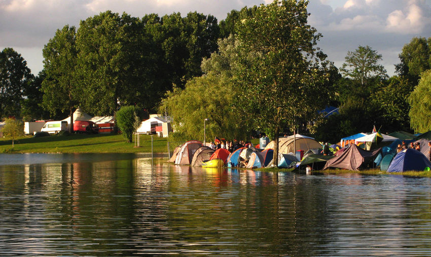Campground Camping Camping Out Campinglife Campsite Festival Idyllic Lake Lakeshore Music Festival Outdoors Reggae Festival Riverbank Riverside Scenics Shore Summer Summerjam Summertime Tents Travel Destinations Vacations Water Camp Festival Season