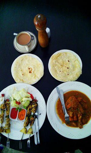 Inmymouf Dinner Indiancuisine Chicken Masala Chicken Kebab