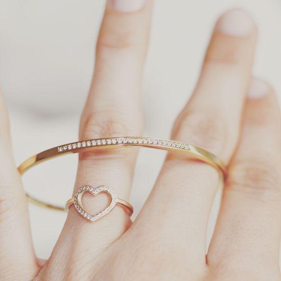 Human Body Part Human Hand Close-up White Background People Juwelry Pandora Ring Michaelkors Bracelet Gold Diamonds Diamond