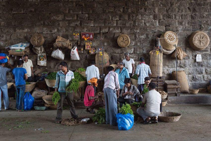 Dadar Market, Mumbai Around The World By Lufthansa