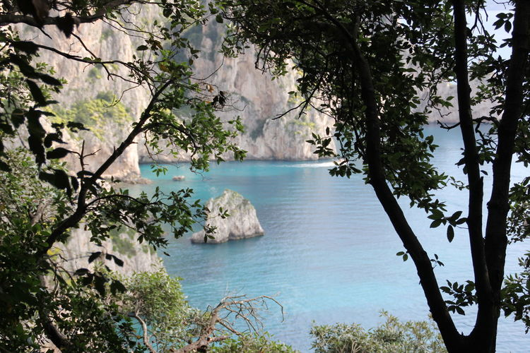 Visit to the island Capri in Italy. 🌿 Capri, Italy Wonderful Sea Beautiful Quite Place Relaxing Enjoying Life