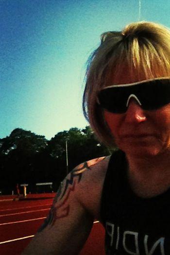 #track #wellscityharriers #sunny