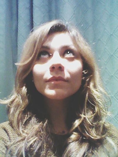 Portrait Of A Friend Look Me In The Eyes Italiana
