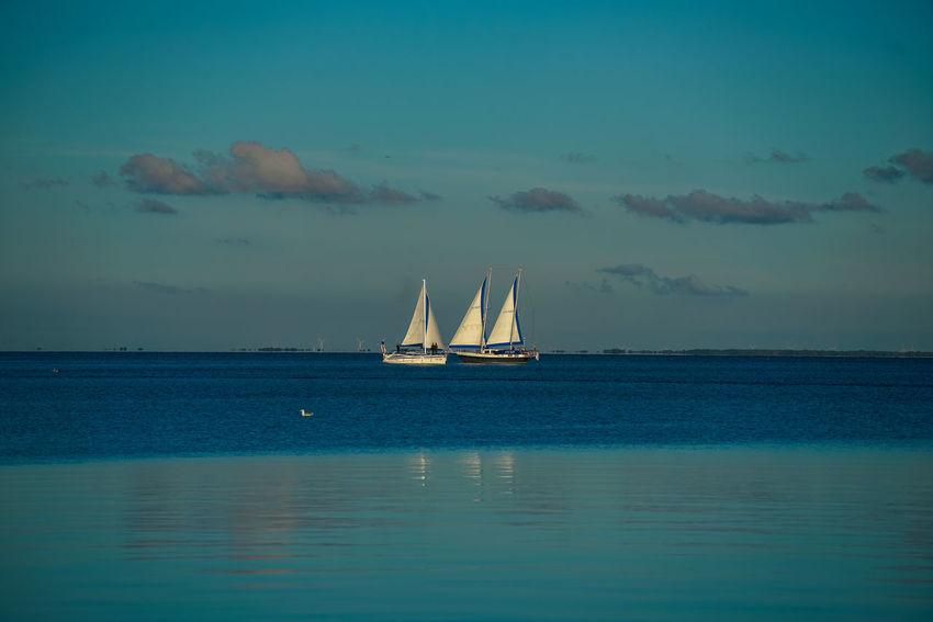 Sailing #lithuania #Nida Nautical Vessel Reflection Sailboat Sailing Sailing Ship Ship Travel Destinations Vacations Yacht