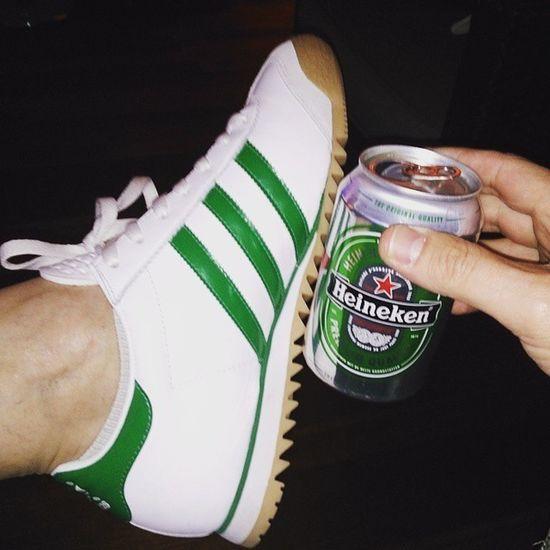 Heineken Adidasrom Adidasramon085 Cheerz Thebrandwiththethreestripes Almostweekend  Adidasoriginals