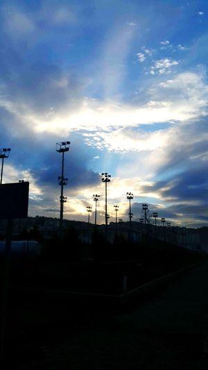 Clouds Clouds And Sky Shining Sun Shining Cloudsporn Blue Sky Blue Walking Around Relaxing Enjoying The Sun
