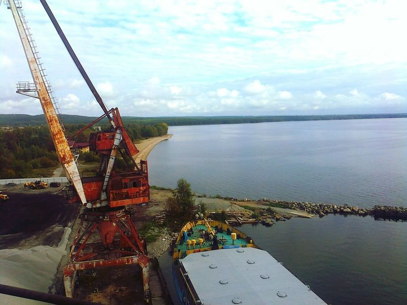 Medvezhegorsk онежскоеозеро порт