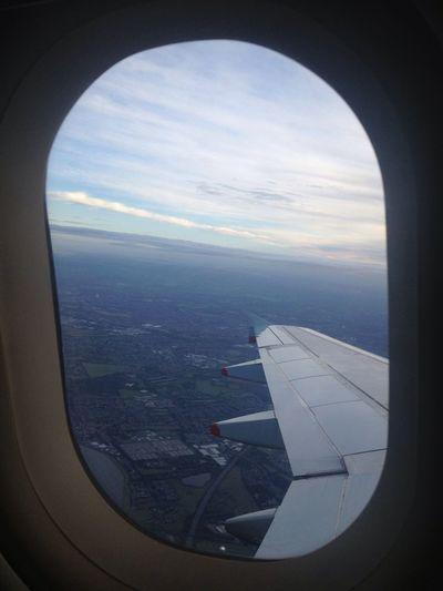 Flying To Stuttgart