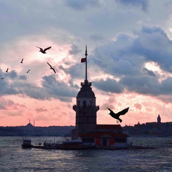 İstanbul Sunset_collection Sunset Cloud - Sky Landscape Outdoors