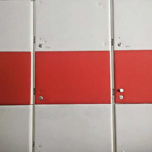 Office Locker FreeTime Restarea Wallphotography Red Blue Oneplus Camera Insta_follow Ig_bangalore Photography