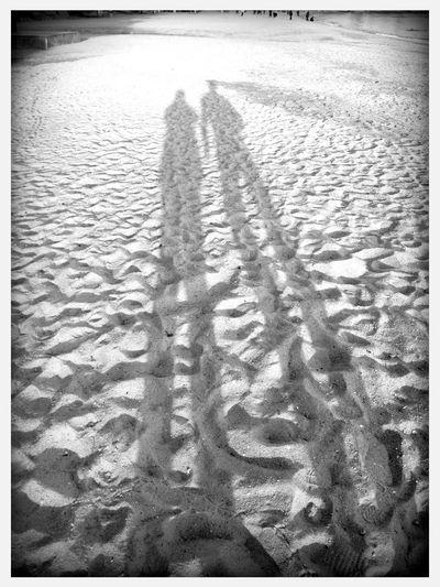 長影 at Butterfly Beach 蝴蝶灣泳灘 長影