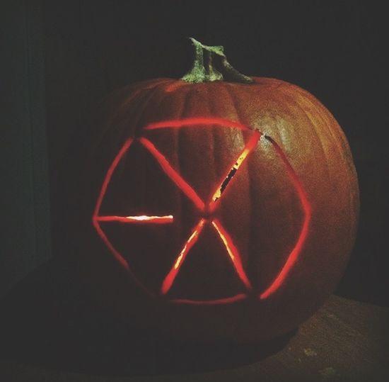 Secound Poto Halloween Comingsoon EXO Exol