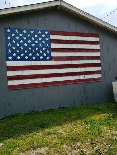 USA flag USA