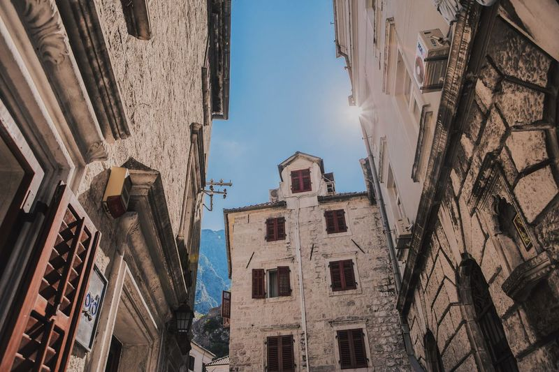 Montenegro Kotor Kotor, Montenegro Oldtown Oldcity Architecture Architecture_collection Architectural Detail City Historical Building History