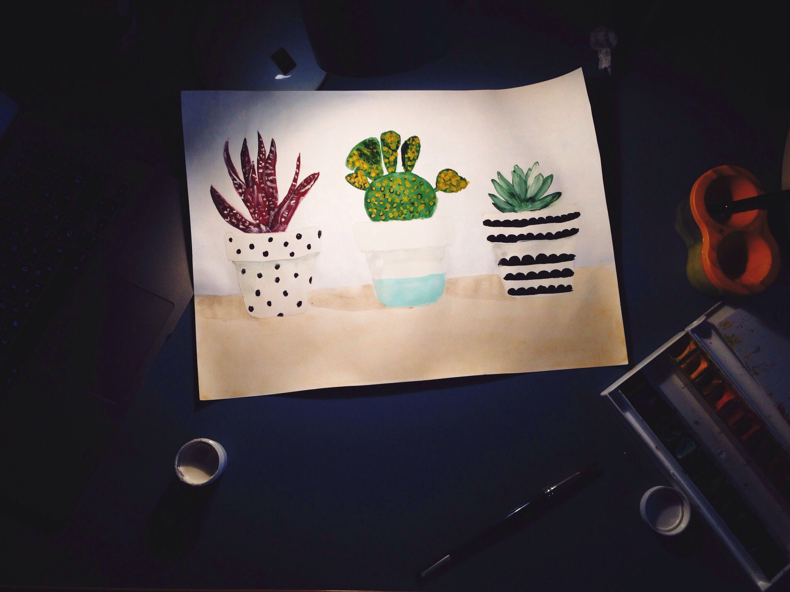 indoors, table, still life, high angle view, variation, paper, decoration, close-up, art, creativity, text, art and craft, no people, food and drink, plate, western script, communication, food, animal representation, home interior