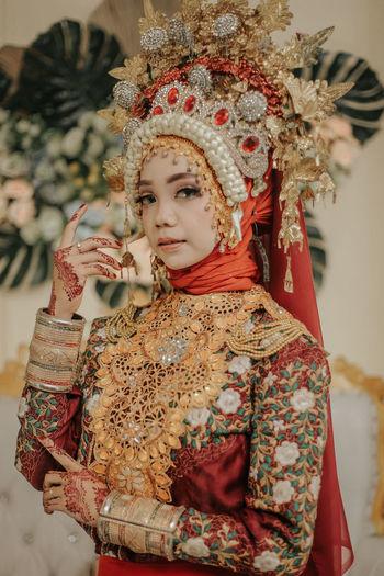 The bride melayu