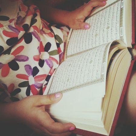 Baby mahary♡ Quran