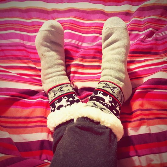 TK Maxx Socksie Winter Clothes ❤ Socks Cozy At Home