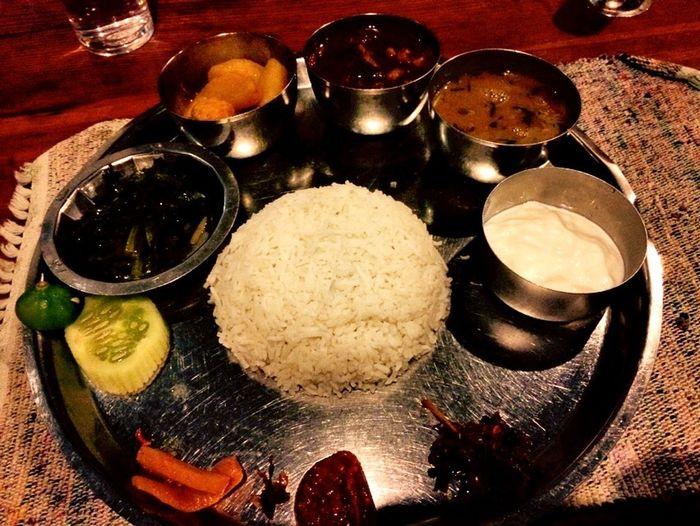 Thakalifood Nepalesefood Pokhara Nepal