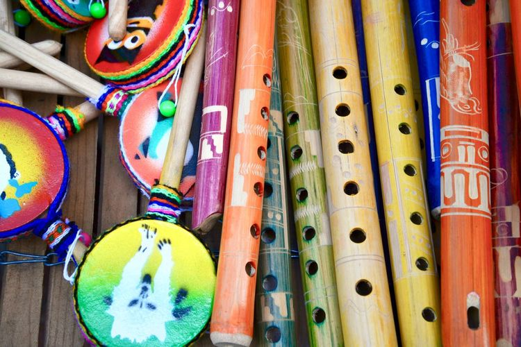 Abundance Art And Craft Arts Culture And Entertainment Backgrounds Choice Close-up Creativity Day Full Frame Group Of Objects High Angle View Indoors  Large Group Of Objects Market Multi Colored No People Pattern Still Life Variation Wood - Material