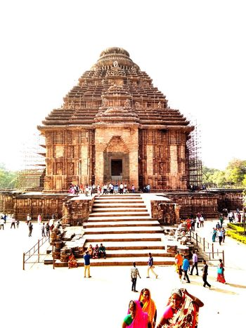 Lord Surya (sun) temple Temple Camera City Clear Sky History Sky Architecture Building Exterior Built Structure Travel