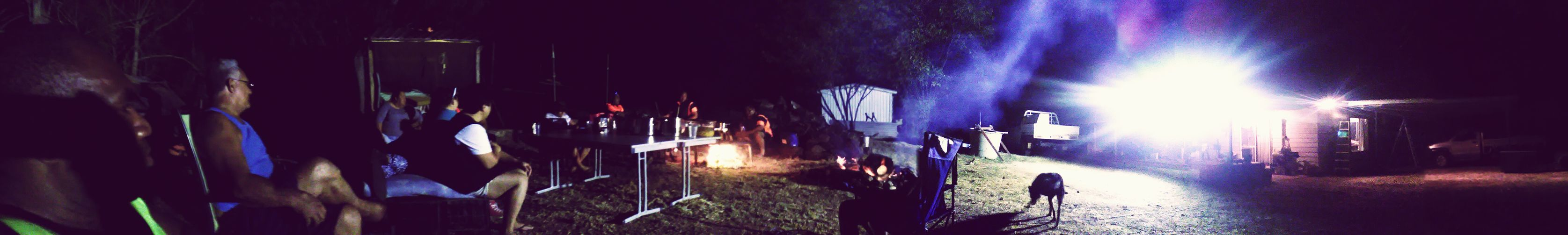 Around the fire with family. Hanging Out First Eyeem Photo